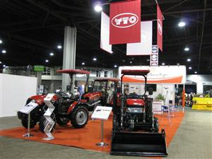 YTO  ATTENDED AG CONNECT EXPO 2011