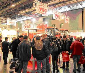 YTO  ATTENDED SIMA 2011