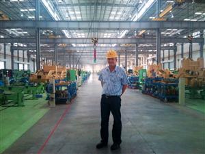 CG New Zealand dealer visit Company