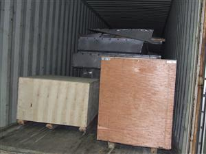 Deliver Equipments to Thailand