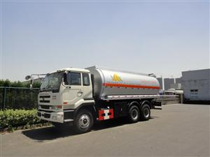 Our Refueling Tank Truck (22500Liters) for Mongolia market