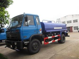 Our Water truck (Sprinkler) for Lao PDR market
