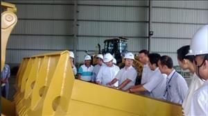 CG thailand distributor visit factory