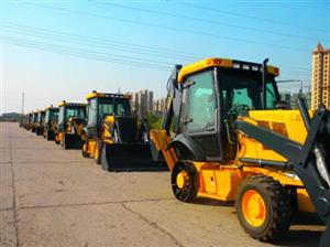 Sinomach Heavy Industry Changzhou Base exports 29 backhoe loaders to Cuba