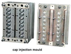 Bottle Mold, Perform Mold, Cap Mold