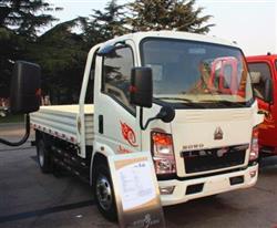 SINOTRUK HOWO Light Truck-Flatbed Truck