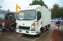 SINOTRUK HOWO Light Truck-Van Light Truck