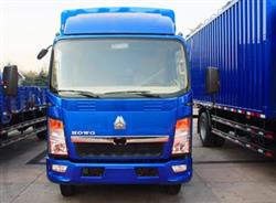 SINOTRUK HOWO Light Truck-Cabriolet Light Truck