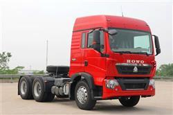 SINOTRUK HOWO-T5G Tractor Truck Euro3