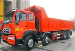 SINOTRUK New Huanghe Dump Truck