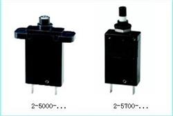 Thermal Overcurrent Circuit Breakers 2-5000/2-5700 for aircraft