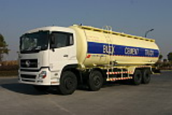 Bulk cement Truck