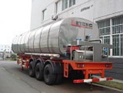 Asphalt Tank Semi-trailer
