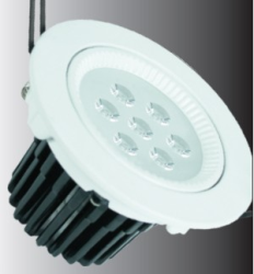 LED 1*7W ceiling light