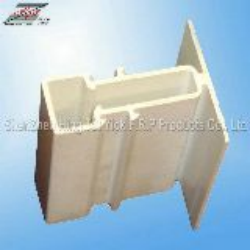 Fiberglass profile for building
