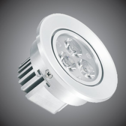 LED 3*1W Ceiling Spotlight