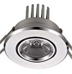 LED 1W Ceiling Light