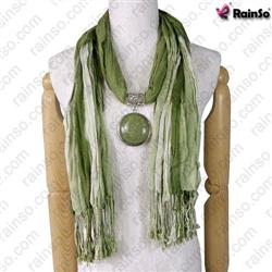 New Scarf Necklace
