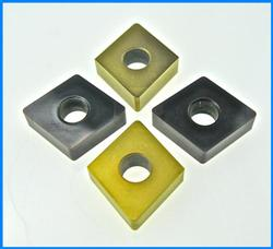 Coated CBN Inserts for Hard Turning