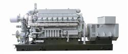 1.2MW Gas Engine/Generator Set